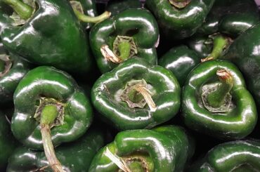 How to freeze poblano pepper