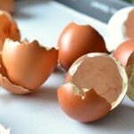 Can you put egg shells in the garbage disposal